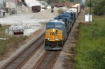 CSXT 5222 ES44DC Q40908